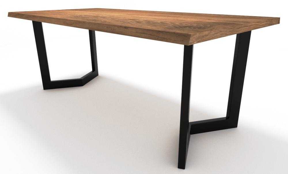 pied table industriel pied de table