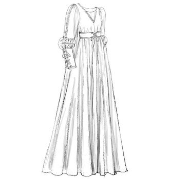 patron vault 2020 costume robe