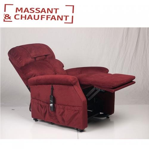 Fauteuil Releveur Confort Plus Massant Et Chauffant 1 Moteur