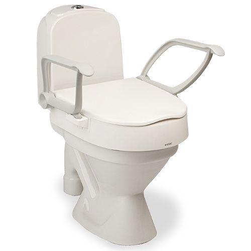 rehausse de toilettes cloo rehausseur wc a 3 hauteurs ajustables 6 cm 10 cm ou 14 cm