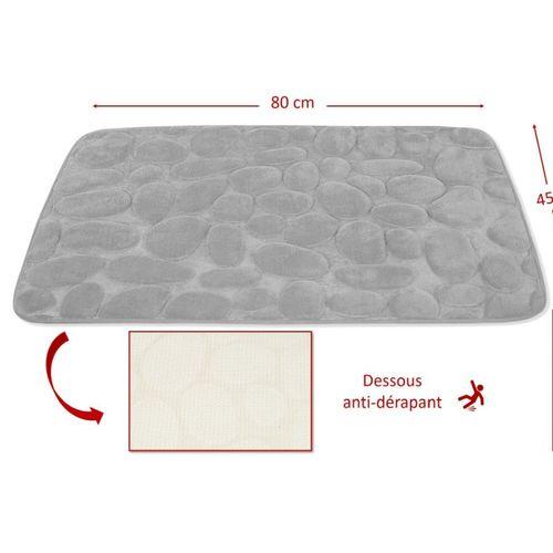 tapis de descente de lit antiderapant