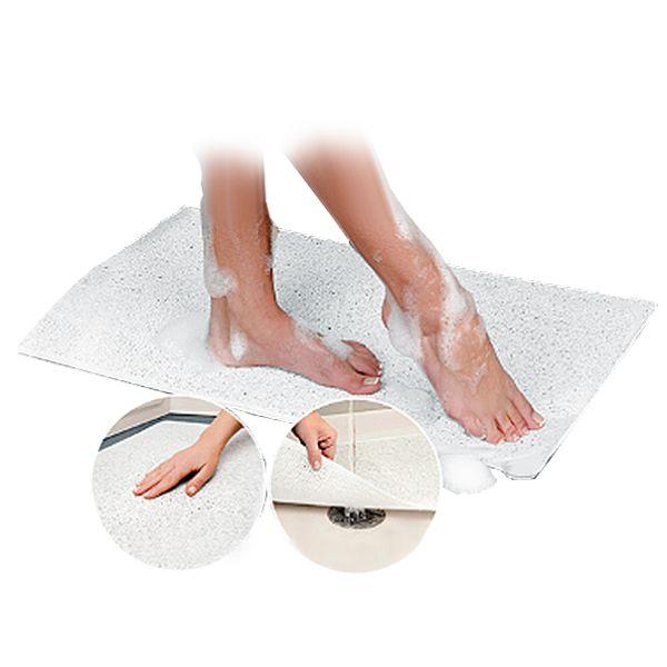 tapis de bain antiderapant anti moisissures