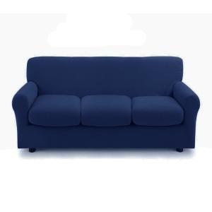 Copripoltrona con cuscino separato Zucchi Copri poltrona Zapping blu