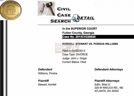 kordell stewart divorce