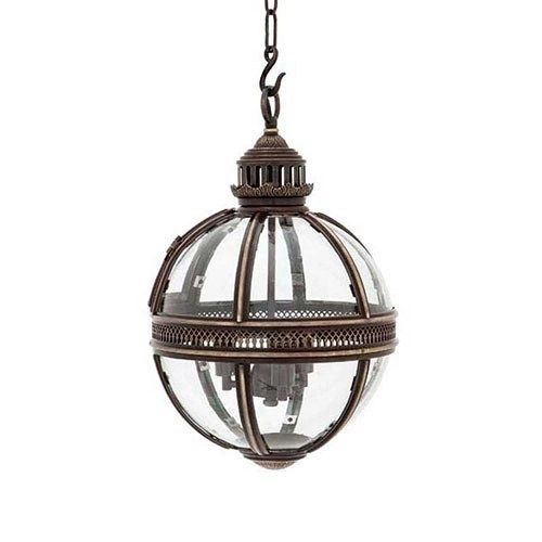 Woonkamer Lamp Brons