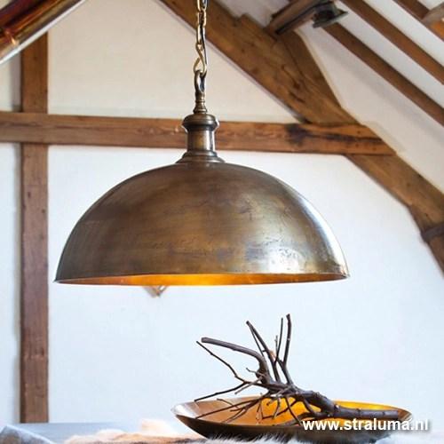Light  Living hanglamp Adora Brons  Straluma