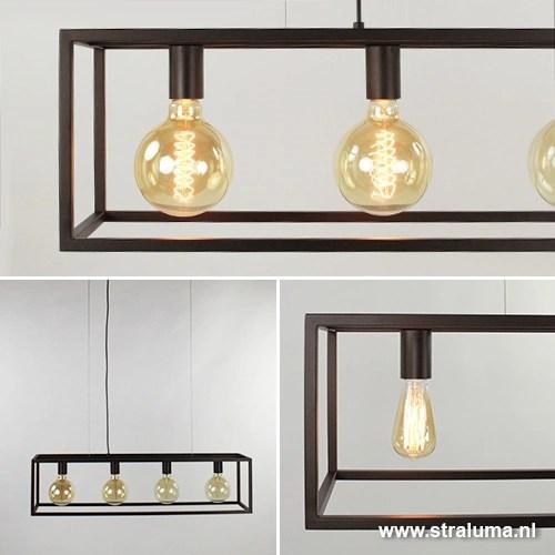 Wattage Eetkamer Lamp