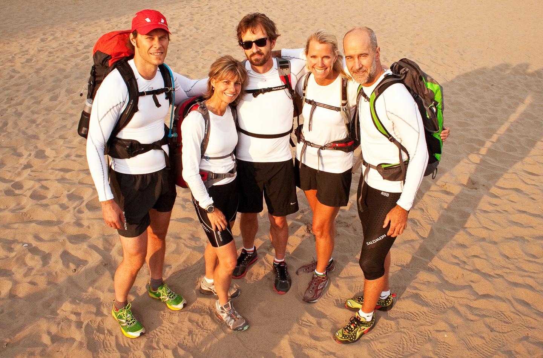 Running The Sahara Essay