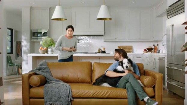 tv sofa make cover bed sheet article launches first campaign strategy