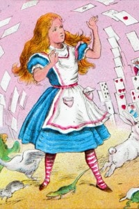 Alice Nel Paese Delle Meraviglie Di Lewis Carroll Trama