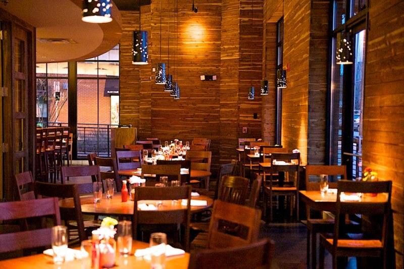 Silo a farm to table restaurant in Nashville