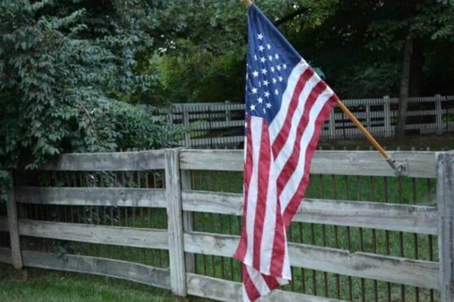 sb american flag