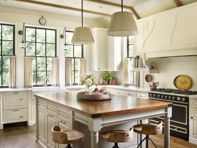 Thoughtful Design Yields An AMAZING Southern Kitchen!
