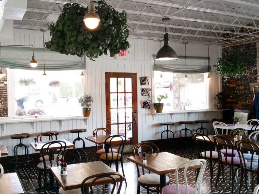 eat in kitchen sets grey tiles for floor real & rosemary: a new homewood staple