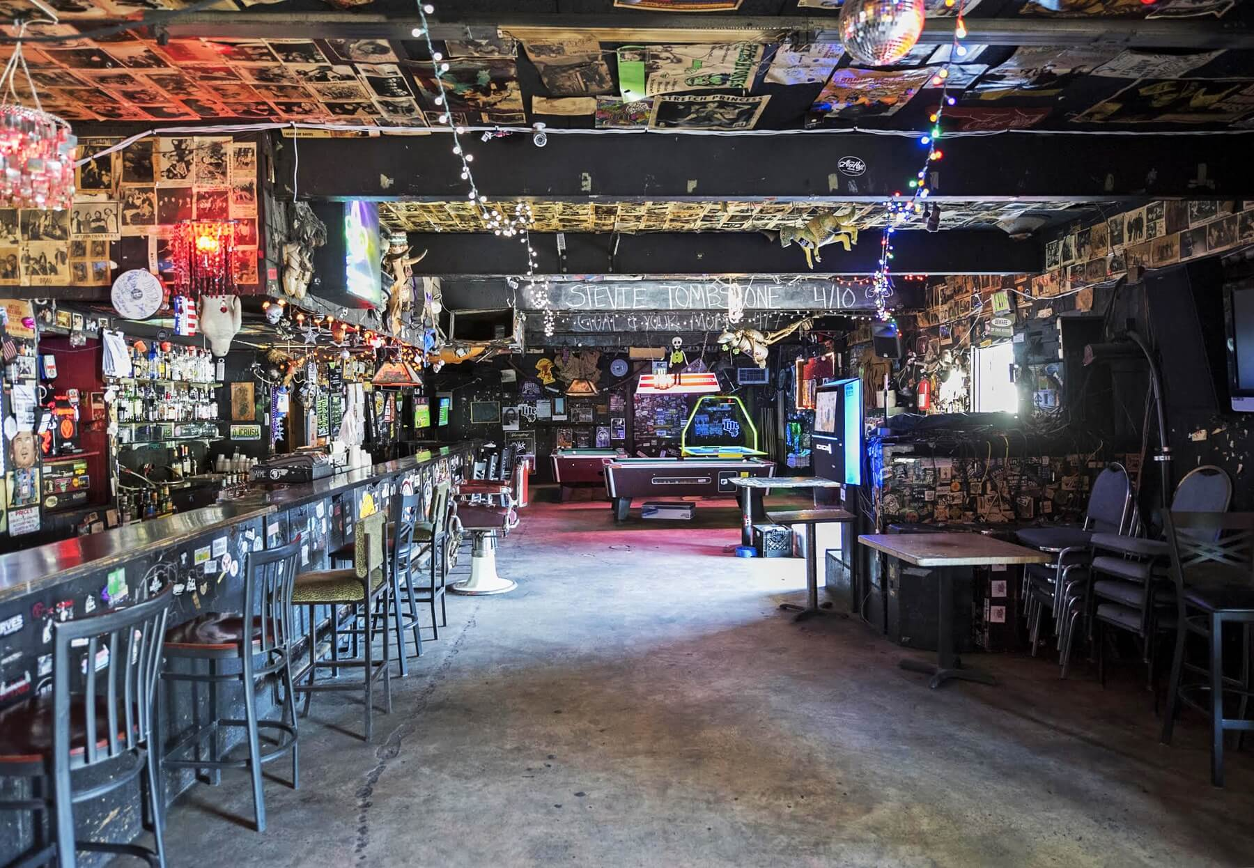 The Best Dive Bars To Grab A Drink Meal And Live Show In Birmingham