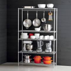 Hanging Kitchen Shelves Cabinets Rta 11 Container Store Products That Will Change Your Life