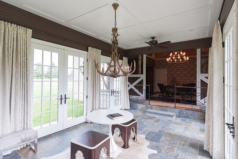 This Equestrian Chic Home In Lexington KY Is Truly One Of A Kind