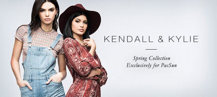 Image result for kendall and kylie pacsun