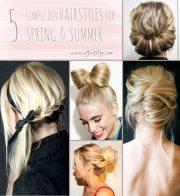 'll 5 hair tutorials