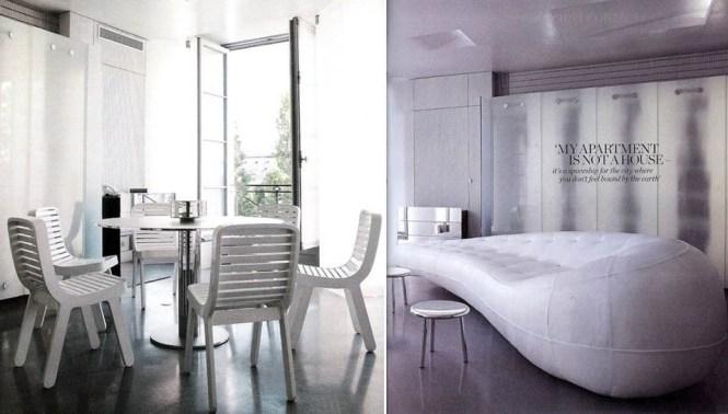 Karl Lagerfeld S Apartment In Paris