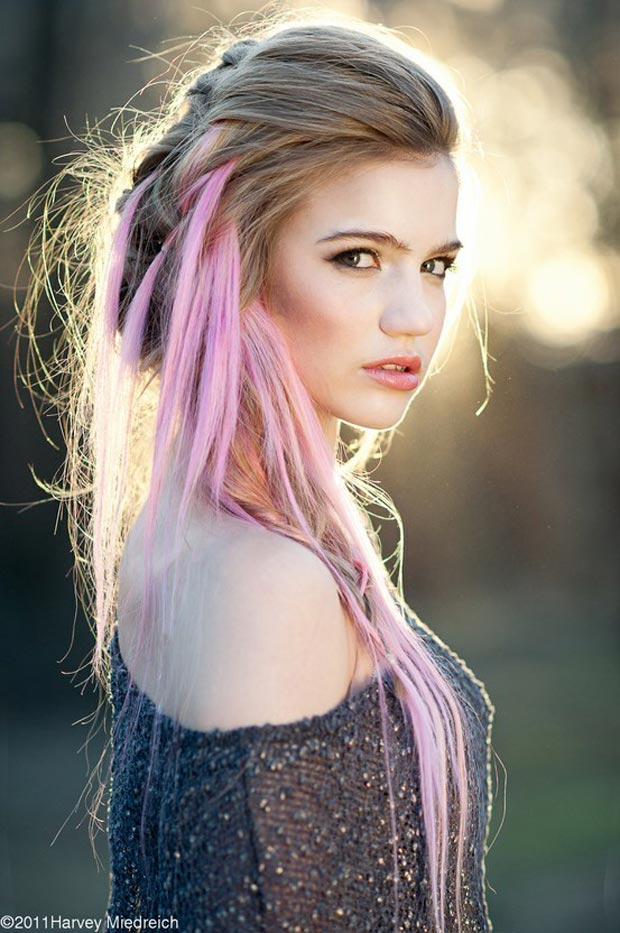 25 Pink Hair Styles To Dye For StyleFrizz