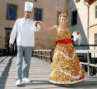 Unusual Wedding Dresses - StyleFrizz