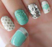 amazing valentine's day nails