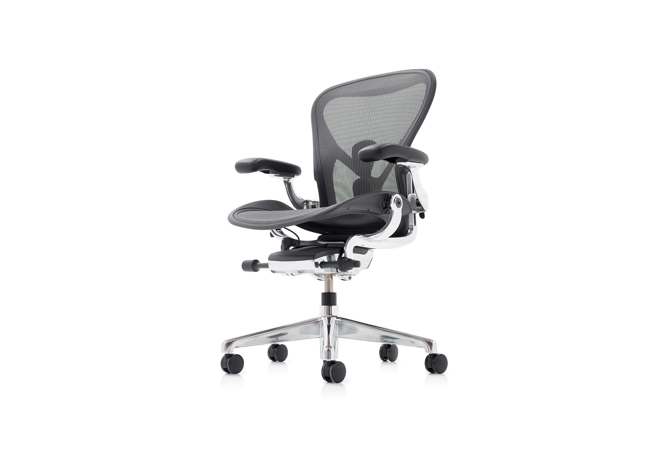 Aaron Chair Aeron Chair By Herman Miller Stylepark