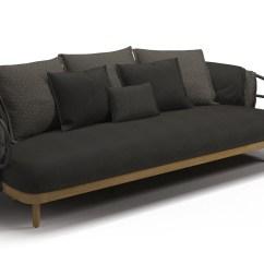 Dune Sofa End Table Narrow Von Gloster Furniture Stylepark