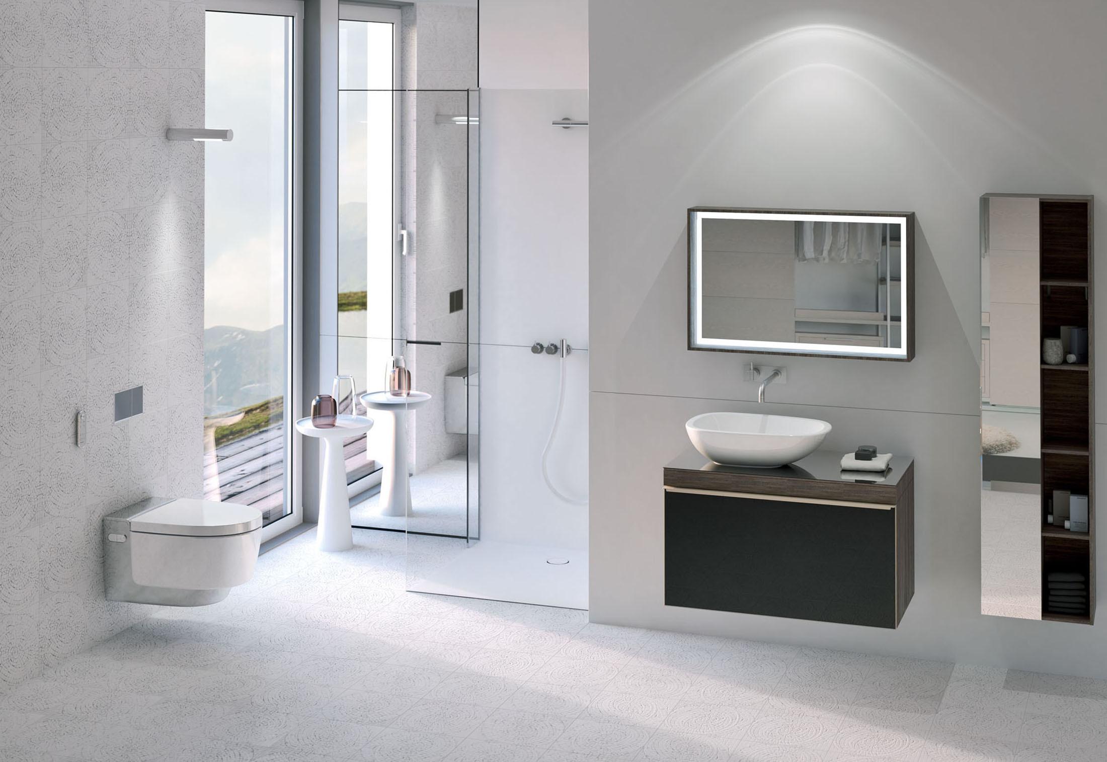 shower toilet aquaclean mera comfort by