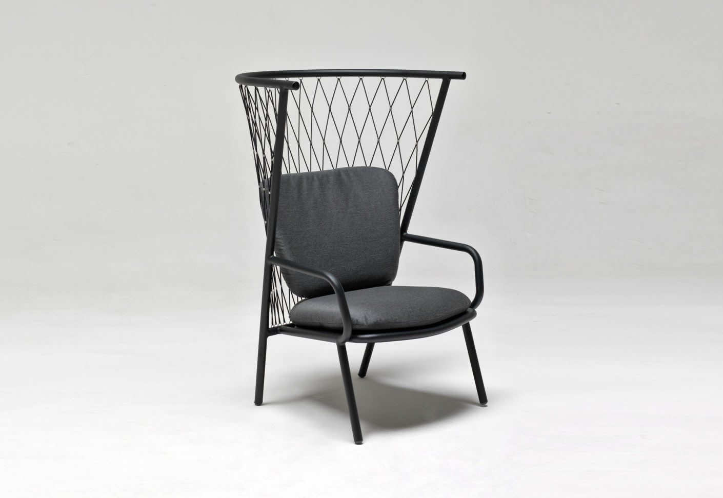 Emu Chairs Nef High Back Armchair By Emu Stylepark