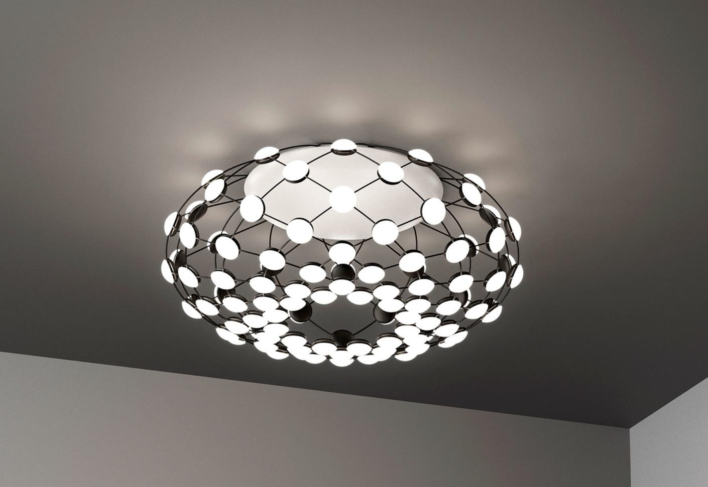 Mesh ceiling lamp by Luceplan  STYLEPARK