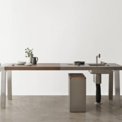 Kitchen Workbench Fixtures Bulthaup B2 By Stylepark