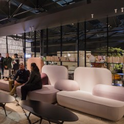 Bath Chair Accessories Best Flooring For Office Chairs The Current Sofas And Armchairs Of Salone Del Mobile 2017. | Stylepark