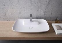 Memoria Top Frame Washbasin Vitra Bathroom Stylepark