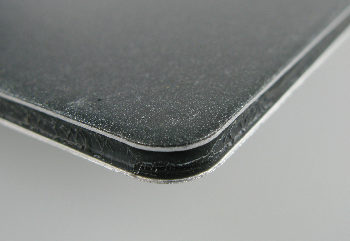 ALUCOBOND dark grey metallic 505 by 3A Composites  STYLEPARK