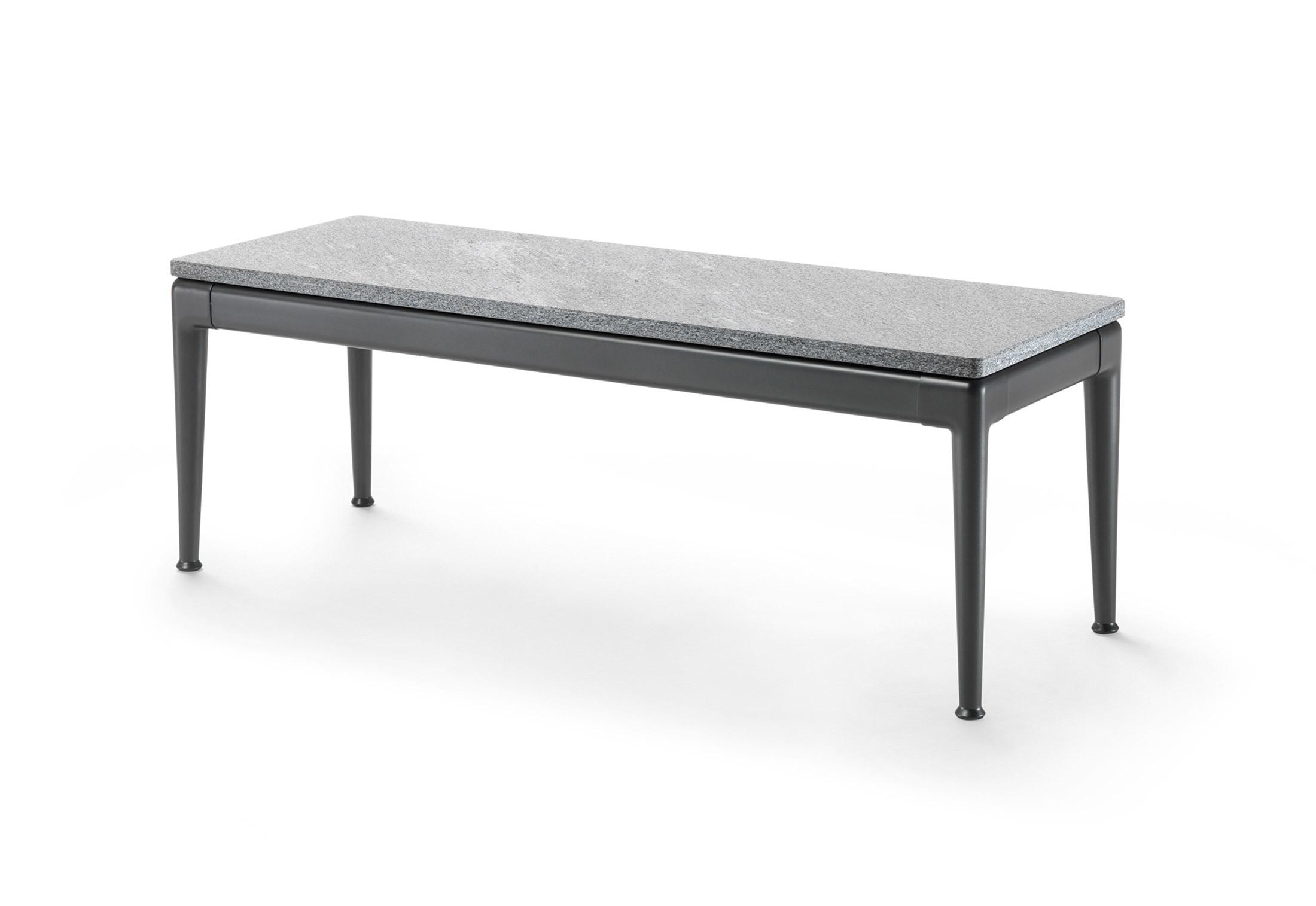 pico outdoor coffee table by flexform