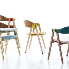 Swing Chair Patricia Urquiola High For Toddlers Mathilda By Moroso Stylepark