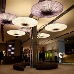 Sofa Floor Lamp Light Brown Wall Color Sunsa By Aqua Creations | Stylepark