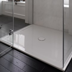 Kitchen Floors Ash Cabinets Betteone Shower Tray By Bette   Stylepark
