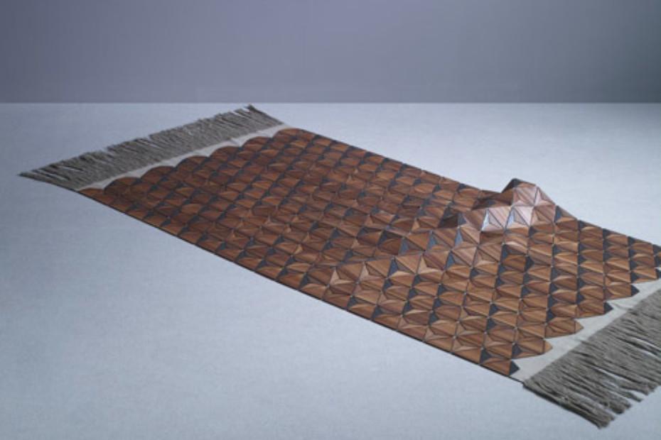 Wooden Carpet Sherwood by Bwer