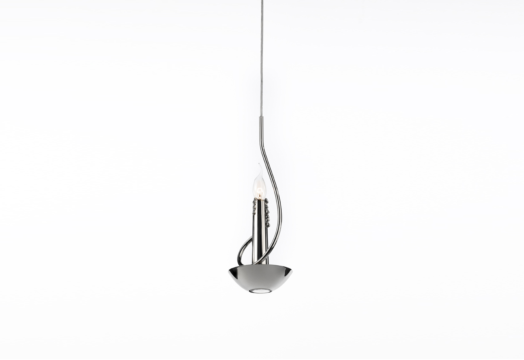 Floating Candles Hanging Lamp by Brand van Egmond
