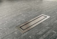 Low Profile Floor Drain. Drainage Shower Trap. Linear ...