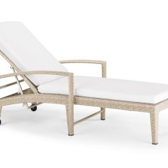 Beach Chair With Wheels Yoga Certification Panama Sonnenliege Mit Rollen Von Dedon Stylepark