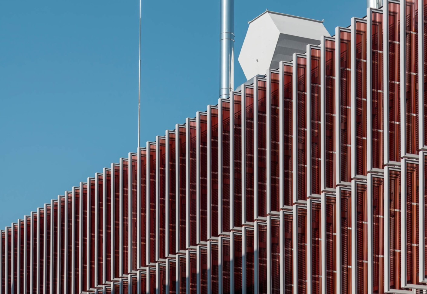 Shadovoltaic Merck Group Darmstadt By Colt Stylepark