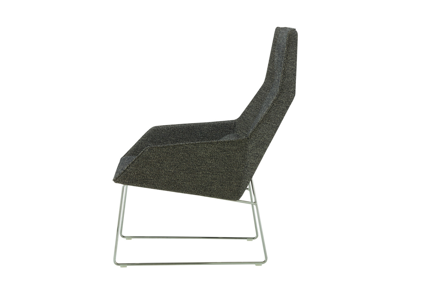 Elsa Chair Elsa High Armchair With Slides By Ligne Roset Stylepark