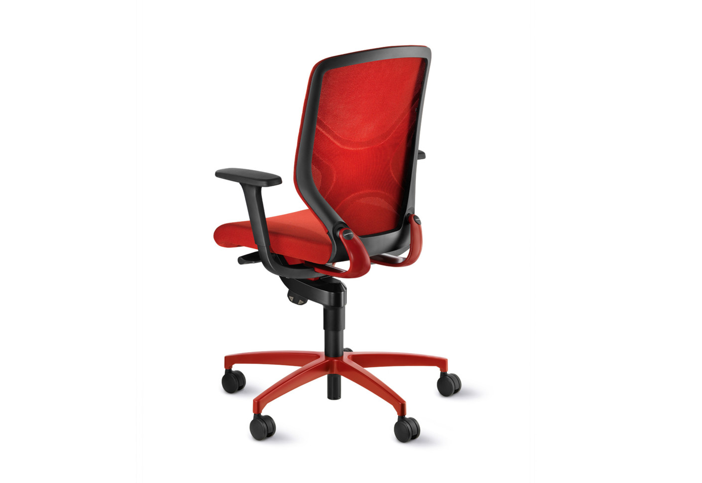 swivel chair not staying up saddle leather office in 3d 184 7 by wilkhahn stylepark