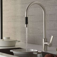 Dornbracht Faucet Kitchen Kraus Sinks Tara Ultra Pull Down By Stylepark