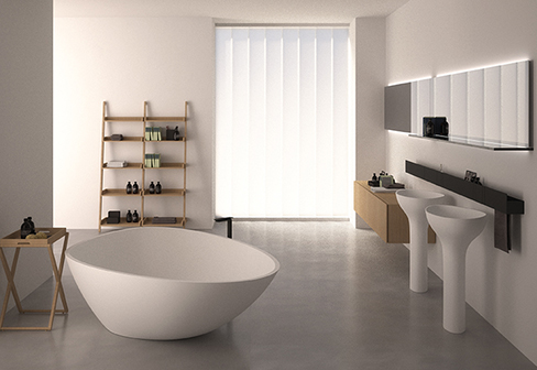 Drop Bathtub By Agape STYLEPARK