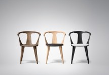 In Chair Upholstered &tradition Stylepark